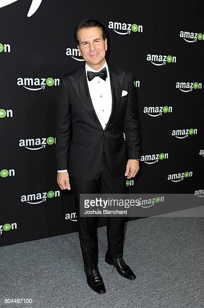 Actor Vincent De Paul attends Amazon Studios Golden Globe Awards Party at The Beverly Hilton Hotel on January 10 2016 in Beverly Hills California