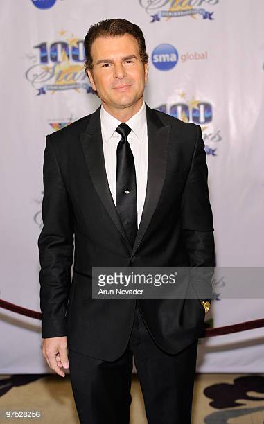 Actor Vincent de Paul attends The 20th Annual Night Of 100 Stars Awards Gala at Beverly Hills Hotel on March 7 2010 in Beverly Hills California