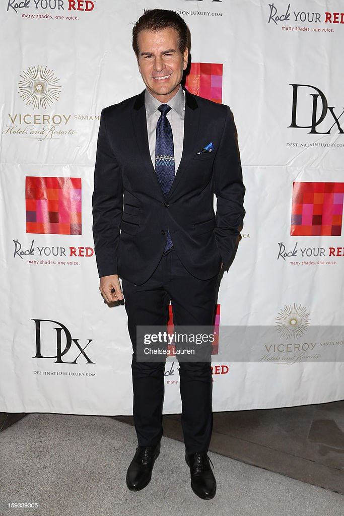 Actor Vincent de Paul attends the AVG outreach event at the Viceroy Hotel on January 11, 2013 in Santa Monica, California.