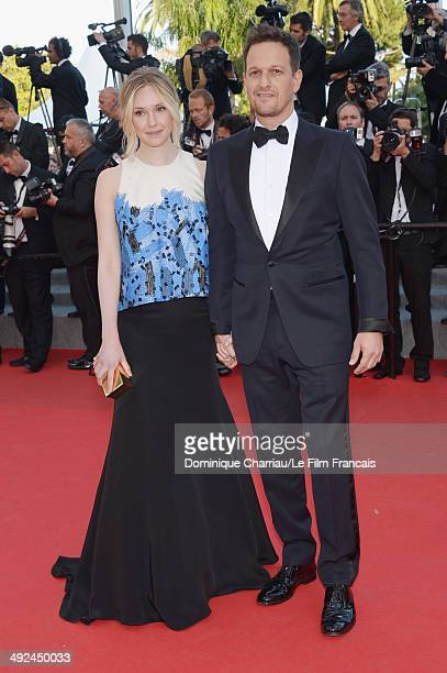 Actor Vincent De Paul attends the 'Two Days One Night' premiere during the 67th Annual Cannes Film Festival on May 20 2014 in Cannes France