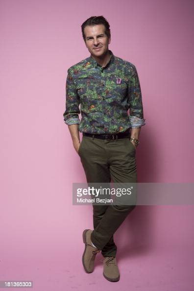 Actor Vincent De Paul poses for a portrait at the Mark Kearney Group 'Iced Out' Luxury Emmy Suite on September 20 2013 in Los Angeles California