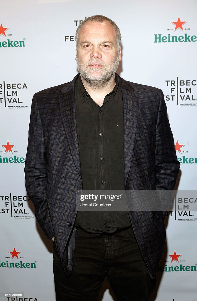 Actor <a gi-track='captionPersonalityLinkClicked' href=/galleries/search?phrase=Vincent+D%27Onofrio&family=editorial&specificpeople=543164 ng-click='$event.stopPropagation()'>Vincent D'Onofrio</a> attends the Tribeca Film Festival 2013 After Party 'Before Midnight' sponsored by Heineken on April 22, 2013 in New York City.