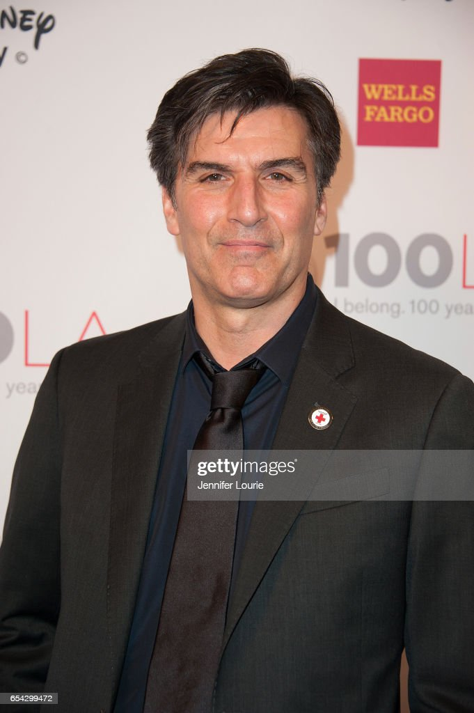 Actor Vincent Irizarry attends the American Red Cross Centennial Celebration to Honor Disney as the 'Humanitarian Company of The Year' at the Beverly Wilshire Four Seasons Hotel on March 16, 2017 in Beverly Hills, California.