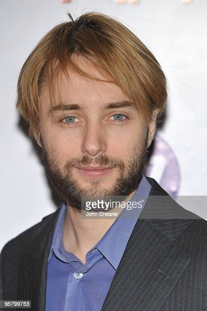 Actor Vincent Kartheiser arrives at the Tenth Annual AFI Awards 2009 held at Four Seasons Beverly Hills on January 15 2010 in Los Angeles California