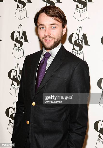 Actor Vincent Kartheiser attends the 25th Annual Artios Awards at The Times Center on November 2 2009 in New York City