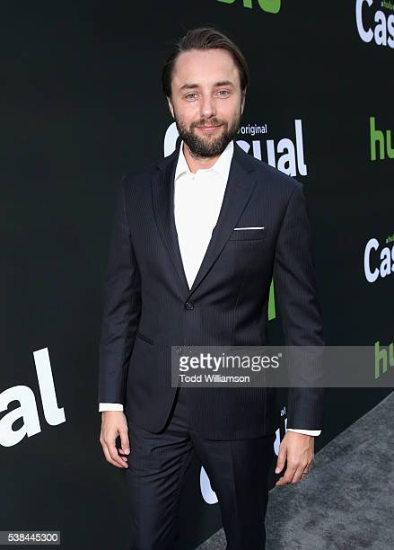 Actor Vincent Kartheiser attends the 'Casual' Season 2 premiere and FYC event at ArcLight Hollywood on June 6 2016 in Los Angeles California