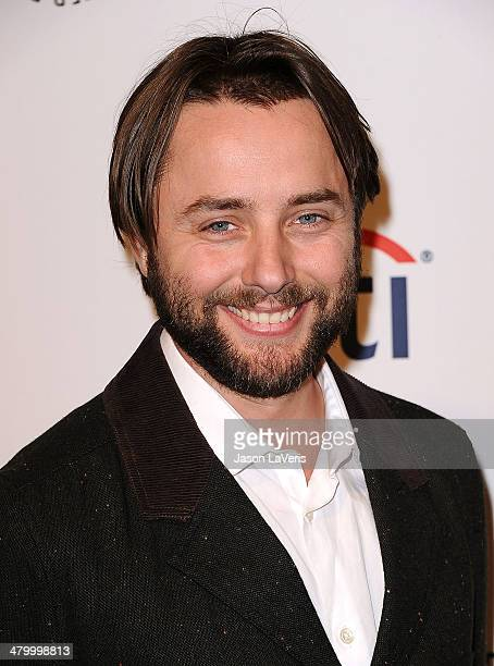 Actor Vincent Kartheiser attends the 'Mad Men' event at the 2014 PaleyFest at Dolby Theatre on March 21 2014 in Hollywood California