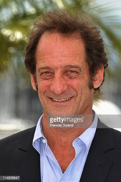 Actor Vincent Lindon attends the 'Pater' photocall at the Palais des Festivals during the 64th Cannes Film Festival on May 18 2011 in Cannes France