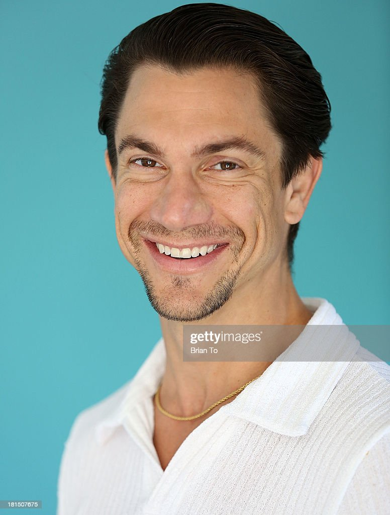 Actor Vincent Maggio attends Cinema Diverse: The Palm Springs Gay And Lesbian Film Festival Premiere Of 'Dry Dock' at Camelot Theatres on September 21, 2013 in Palm Springs, California.