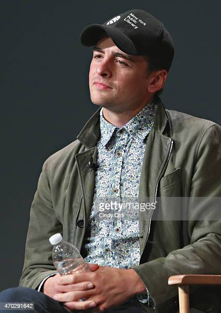 Actor Vincent Piazza attends as Apple Store Soho Presents 'The Wannabe' during the Tribeca Film Festival at the Apple Store Soho on April 18 2015 in...