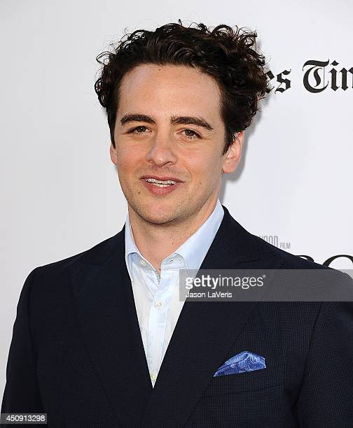 Actor Vincent Piazza attends the 2014 Los Angeles Film Festival closing night film premiere of 'Jersey Boys' at Premiere House on June 19 2014 in Los...