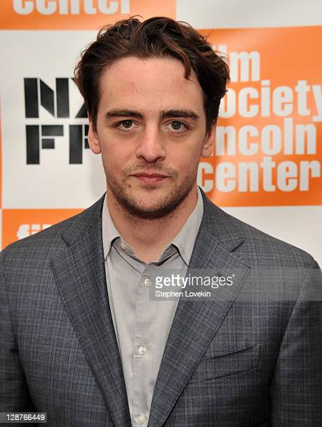 Actor Vincent Piazza attends the 49th annual New York Film Festival presentation of 'Shame' at Alice Tully Hall Lincoln Center on October 7 2011 in...