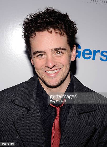 Actor Vincent Piazza attends the Gersh Agency's 2010 UpFronts and Broadway season cocktail celebration at Juliet Supper Club on May 18 2010 in New...