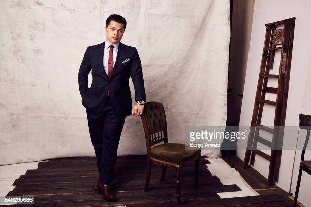 Actor Vincent Rodriguez III of CW's 'Crazy ExGirlfriend' poses for a portrait during the 2017 Summer Television Critics Association Press Tour at The...