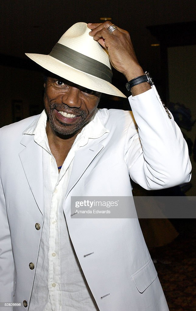 Actor Vondie Curtis-Hall arrives at the Rowell Foster Children's Positive Plan 3rd Annual High Tea at the Century Plaza Hotel and Spa on May 14, 2005 in Century City, California.