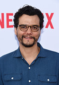 Actor Wagner Moura arrives at the Netflix Emmy Season Casting Event at the Paramount Theatre on June 13 2016 in Hollywood California