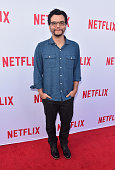 Actor Wagner Moura attends the Netflix Emmy Season Casting Event at Paramount Theatre on June 13 2016 in Hollywood California