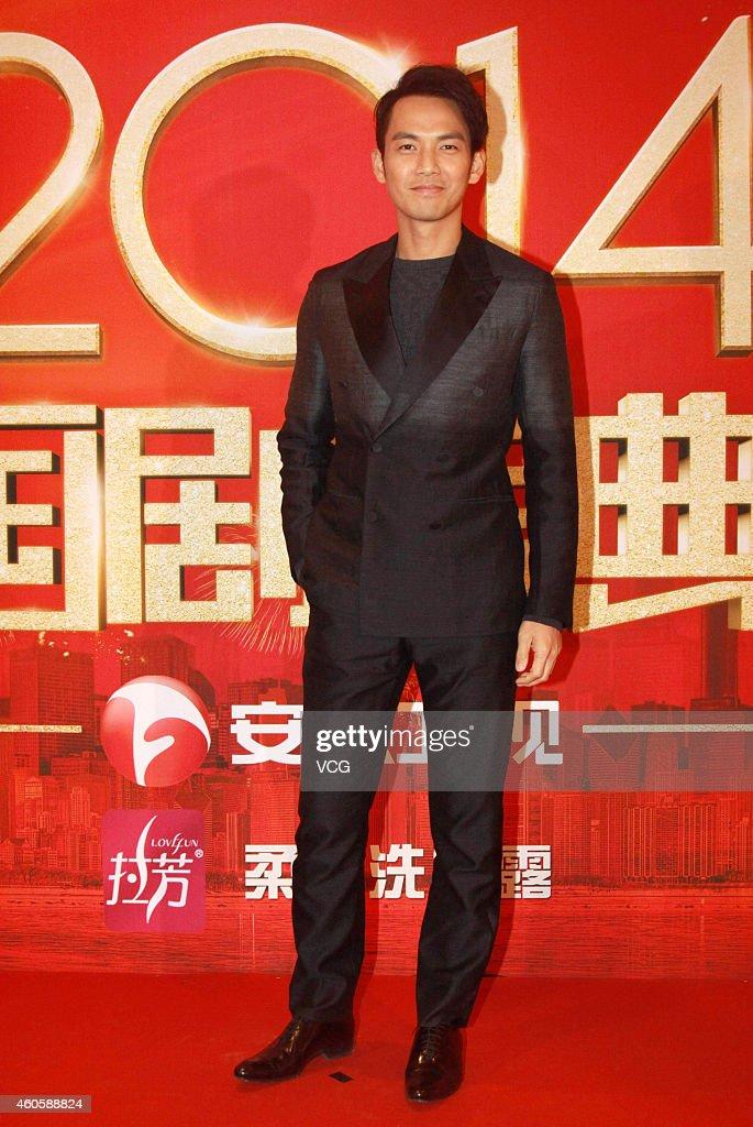 """""""2014 TV Drama Awards"""" Ceremony Recording In Beijing"""