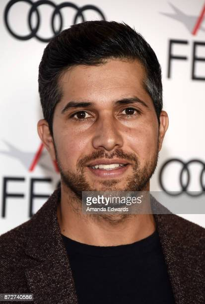 Actor Walter Perez arrives at the AFI FEST 2017 Filmmakers' Photo Call at the TCL Chinese 6 Theatres on November 10 2017 in Hollywood California