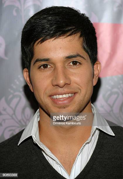 Actor Walter Perez attends 2009 VH1 Divas at Brooklyn Academy of Music on September 17 2009 in New York New York