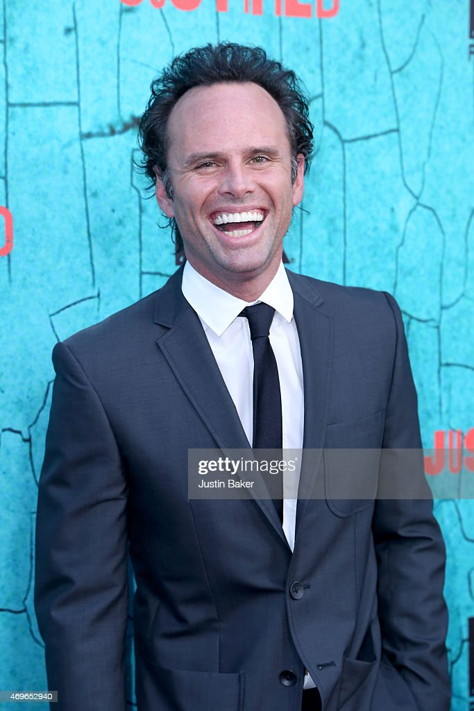 """Premiere Of FX's """"Justified"""" Series Finale - Arrivals"""