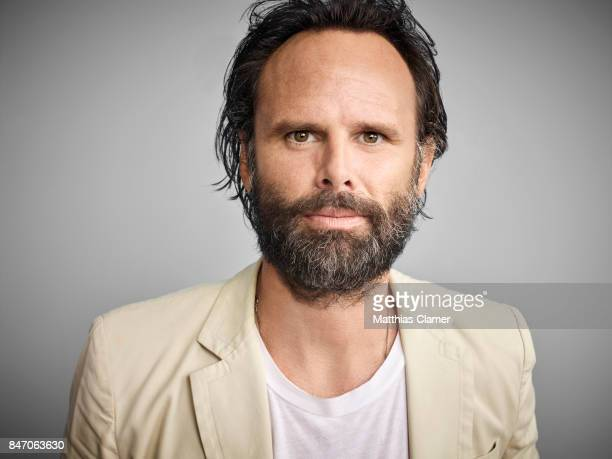 Actor Walton Goggins from 'Vice Principals' is photographed for Entertainment Weekly Magazine on July 23 2016 at Comic Con in the Hard Rock Hotel in...