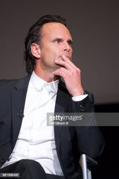 Actor Walton Goggins speaks onstage at the FYC Event for HISTORY's 'SIX' at Wolf Theatre on May 9 2017 in North Hollywood California