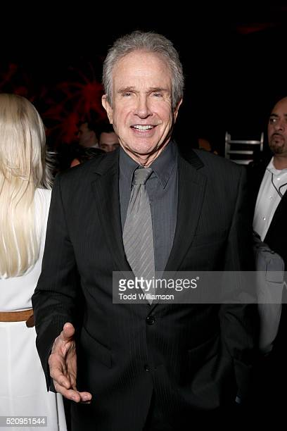 "Actor Warren Beatty attends CinemaCon and 20th Century Fox Present ""From Passion to the Big Screen An Afternoon with the Creative Team Behind 'The..."