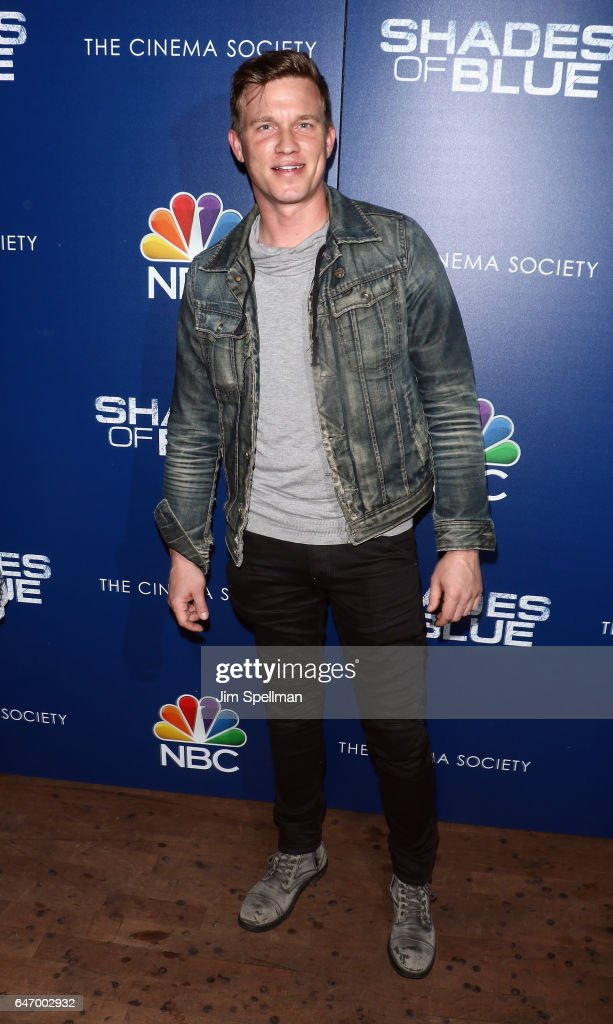 """NBC And The Cinema Society Host The Season 2 Premiere Of """"Shades Of Blue"""" - Arrivals"""