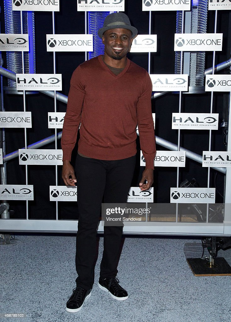 Actor <a gi-track='captionPersonalityLinkClicked' href=/galleries/search?phrase=Wayne+Brady+-+Actor&family=editorial&specificpeople=217495 ng-click='$event.stopPropagation()'>Wayne Brady</a> attends HaloFest - Halo: The Master Chief Collection launch at Avalon on November 10, 2014 in Hollywood, California.