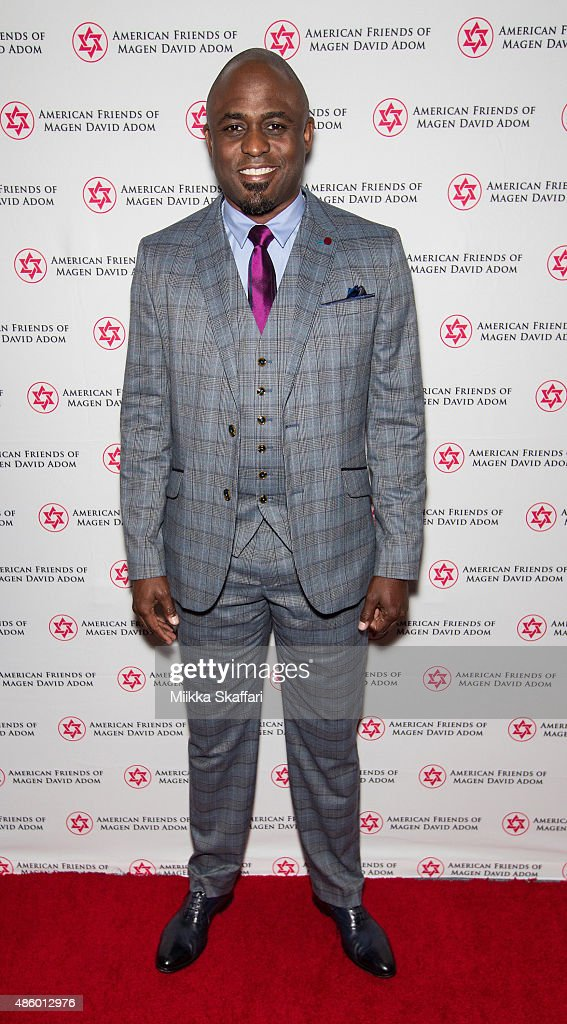 Actor <a gi-track='captionPersonalityLinkClicked' href=/galleries/search?phrase=Wayne+Brady+-+Actor&family=editorial&specificpeople=217495 ng-click='$event.stopPropagation()'>Wayne Brady</a> attends the Inaugural San Francisco Red Star Gala Benefiting American Friends of Magen David Adom at Hilton San Francisco Union Square Hotel on August 30, 2015 in San Francisco, California.