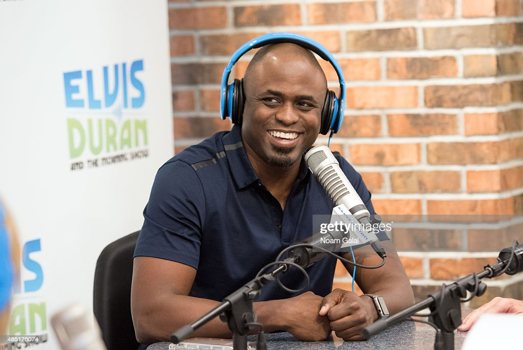 Actor <a gi-track='captionPersonalityLinkClicked' href=/galleries/search?phrase=Wayne+Brady+-+Actor&family=editorial&specificpeople=217495 ng-click='$event.stopPropagation()'>Wayne Brady</a> visits 'The Elvis Duran Z100 Morning Show' at Z100 Studio on August 25, 2015 in New York City.