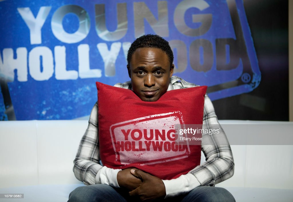 Wayne Brady Visits Young Hollywood Studios
