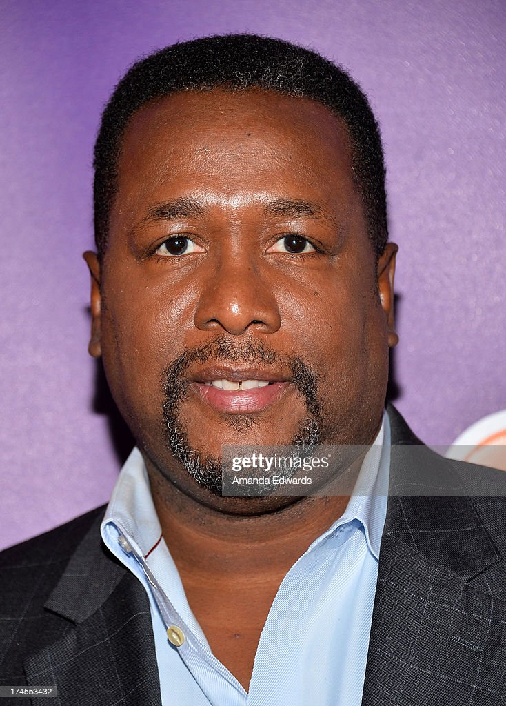 Actor Wendell Pierce arrives at the 2013 Television Critics Association's Summer Press Tour - NBC Party at The Beverly Hilton Hotel on July 27, 2013 in Beverly Hills, California.
