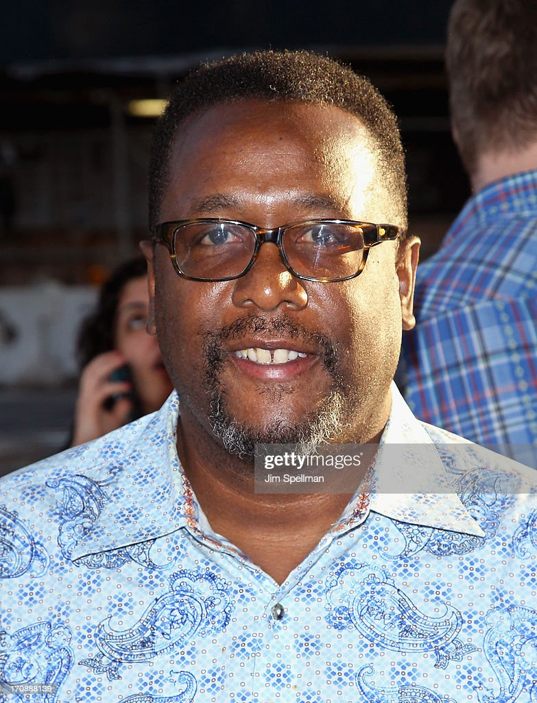 Actor Wendell Pierce attends BAMcinemaFest 2013 And The Cinema Society Host The Opening Night Premiere Of 'Ain't Them Bodies Saints' at BAM Harvey Theater on June 19, 2013 in New York City.