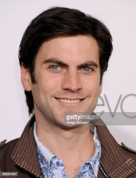 Actor Wes Bentley arrives at the Los Angeles Premiere of 'Revolutionary Road' at the Mann Village Theater on December 15 2008 in Westwood California
