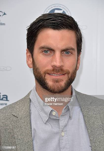 Actor Wes Bentley attends the Australians In Film and Heath Ledger Scholarship Host 5th Anniversary Benefit Dinner on June 12 2013 in Los Angeles...