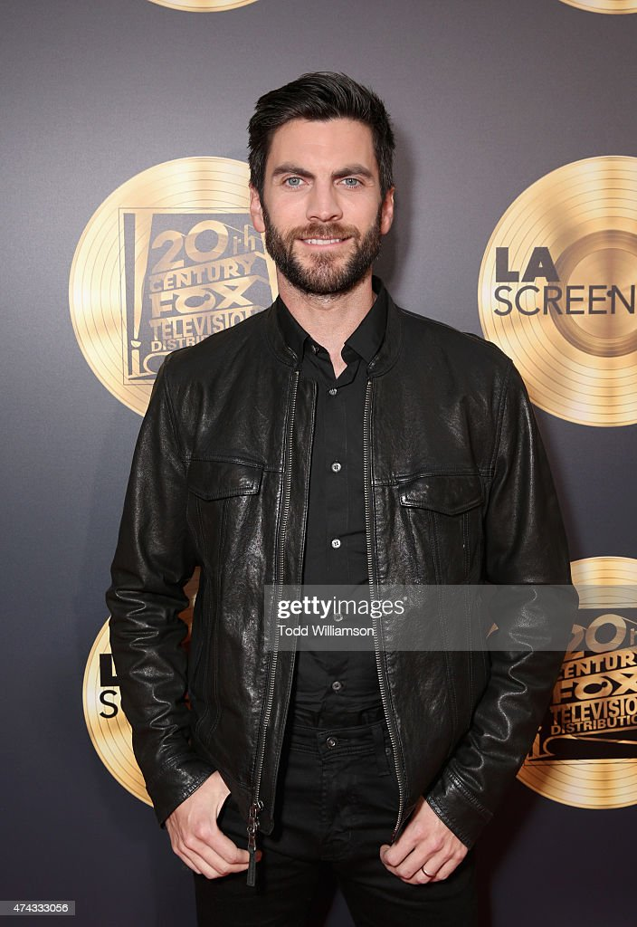 Actor Wes Bentley attends the FOX Los Angeles Screenings Party 2015 on the Fox Studio Lot on May 21, 2015 in Los Angeles, California.