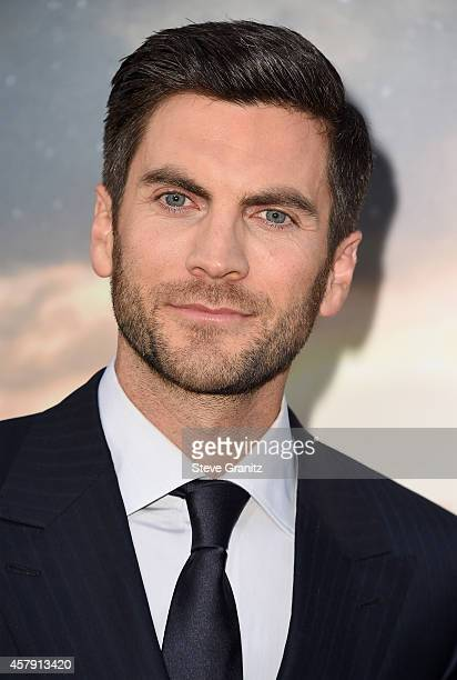 Actor Wes Bentley attends the 'Interstellar' Los Angeles premiere at TCL Chinese Theatre IMAX on October 26 2014 in Hollywood California