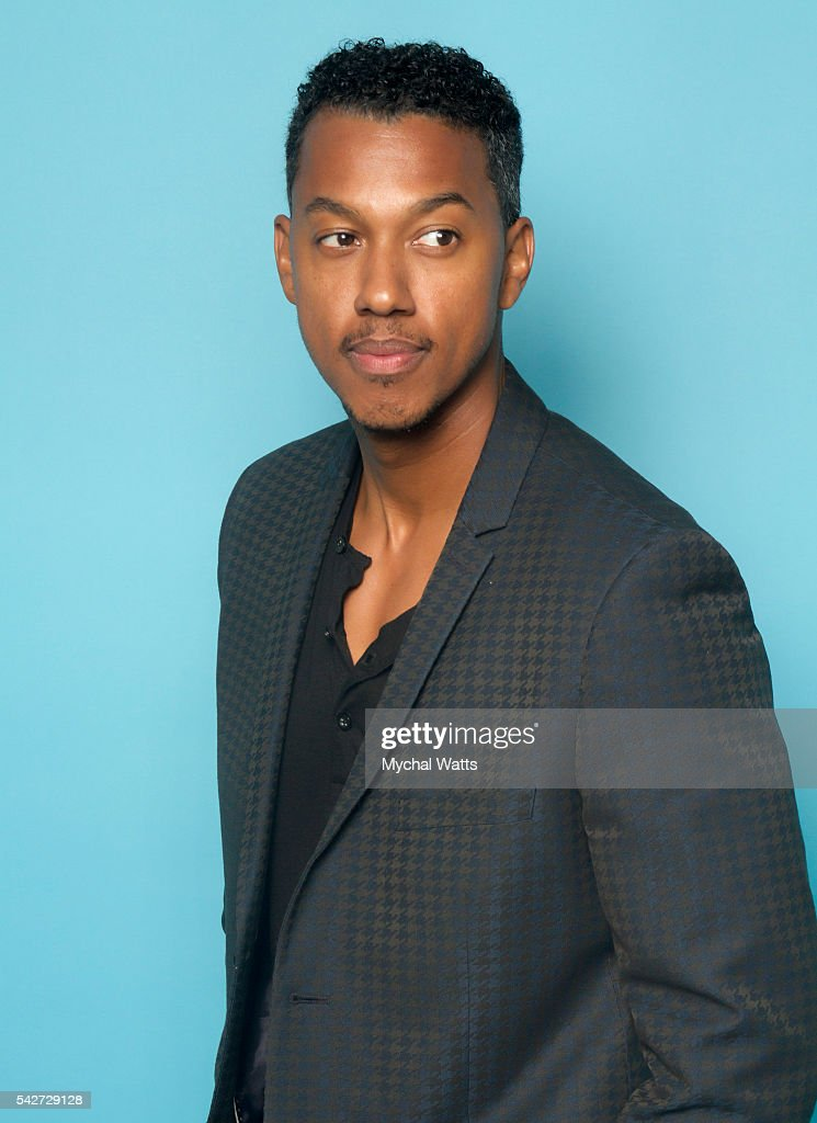 Actor <a gi-track='captionPersonalityLinkClicked' href=/galleries/search?phrase=Wesley+Jonathan&family=editorial&specificpeople=762639 ng-click='$event.stopPropagation()'>Wesley Jonathan</a> poses for a portrait at the American Black Film Festival on June 19, 2016 at the Ritz Carlton in Miami, Florida.
