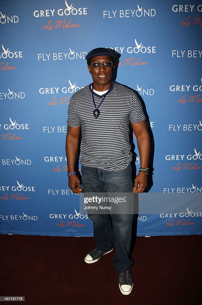 Actor Wesley Snipes attends Spike Lee's 'Da Sweet Blood Of Jesus' cast and crew special screening at DGA Theater on June 23, 2014 in New York City.