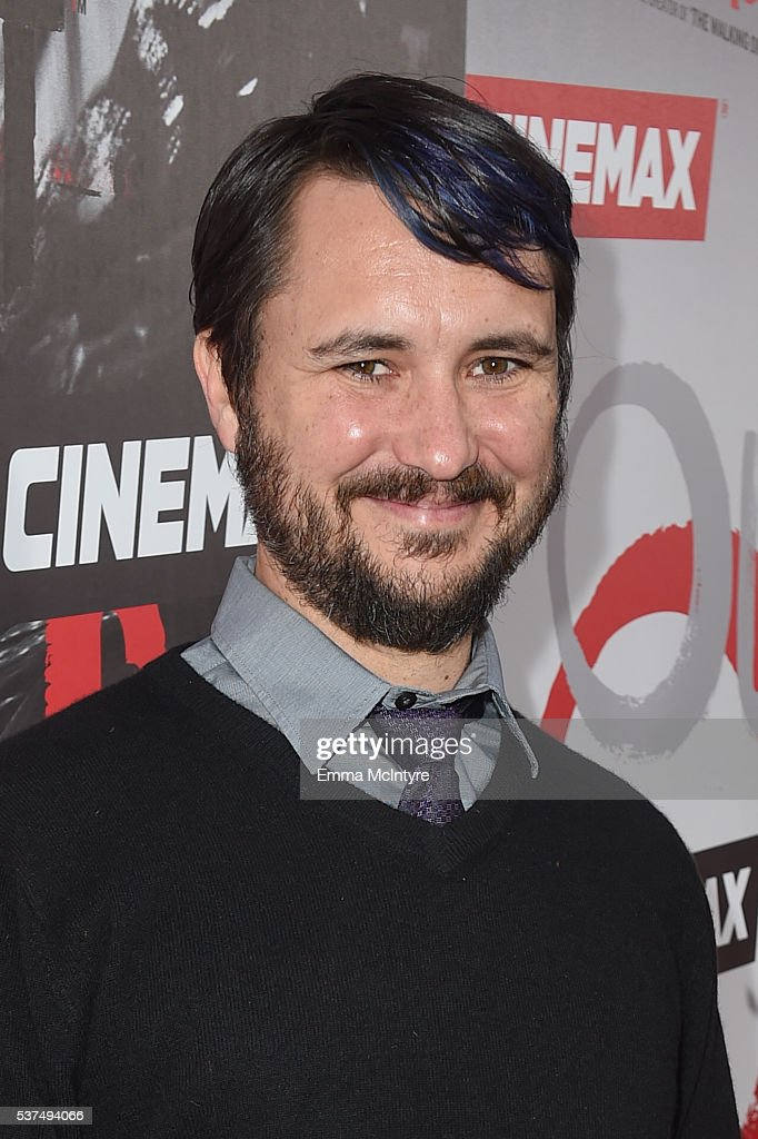 Actor Wil Wheaton arrives at the premiere of Cinemax's 'Outcast' on June 1 2016 in Los Angeles California