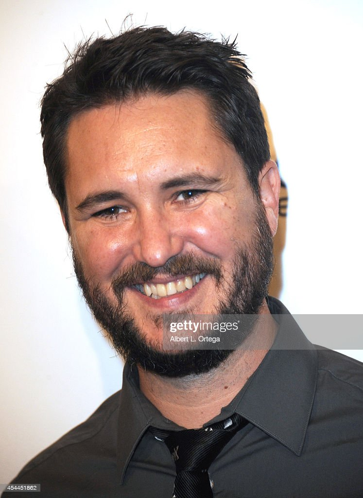 Actor Wil Wheaton arrives for the Premiere Of The Asylum Fathom Events' 'Sharknado 2 The Second One' held at Regal Cinemas LA Live on August 21 2014...