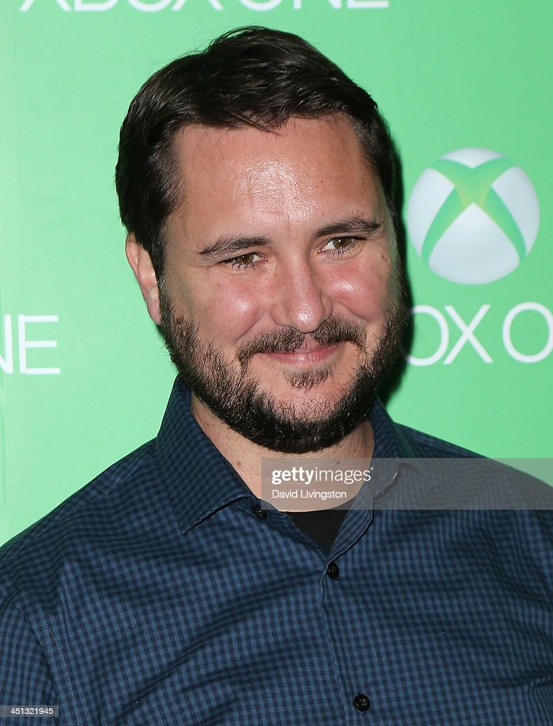 Actor Wil Wheaton attends the Xbox One LA Launch Party at Milk Studios on November 21 2013 in Hollywood California
