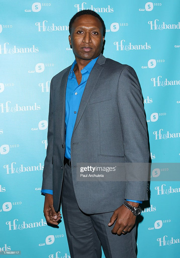 Actor Wiley Oscar attends the premiere of 'Husbands' at The Paley Center for Media on August 14, 2013 in Beverly Hills, California.