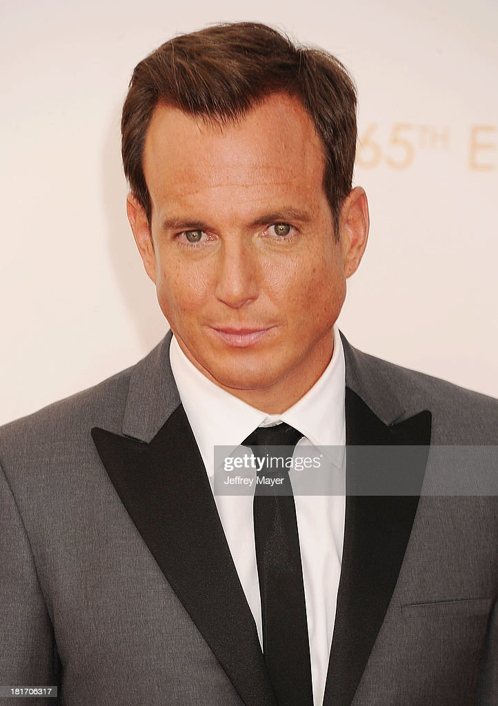 Actor Will Arnett arrives at the 65th Annual Primetime Emmy Awards at Nokia Theatre LA Live on September 22 2013 in Los Angeles California