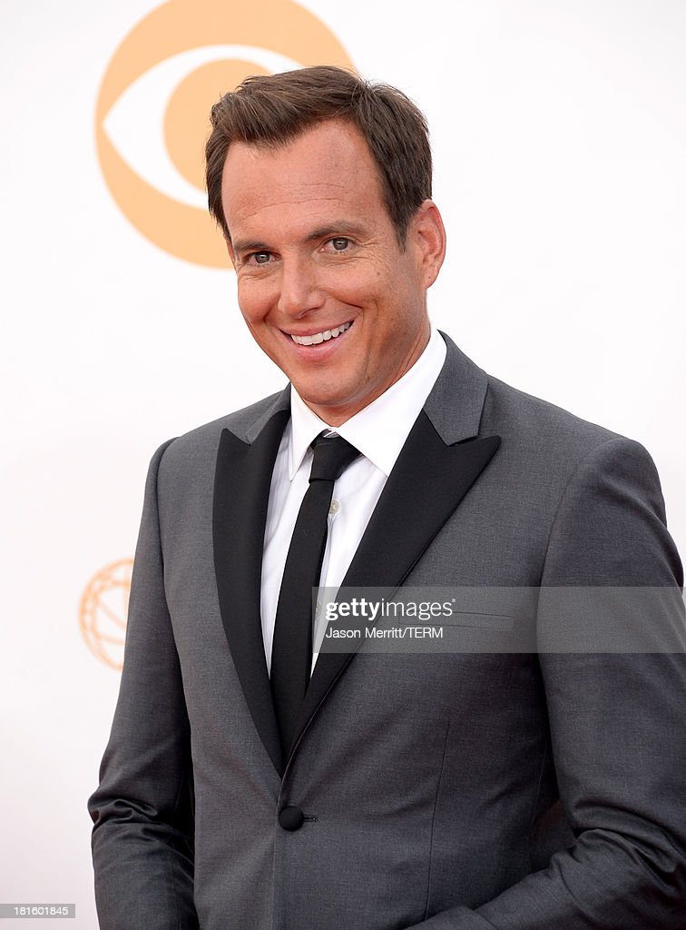 Actor Will Arnett arrives at the 65th Annual Primetime Emmy Awards held at Nokia Theatre LA Live on September 22 2013 in Los Angeles California