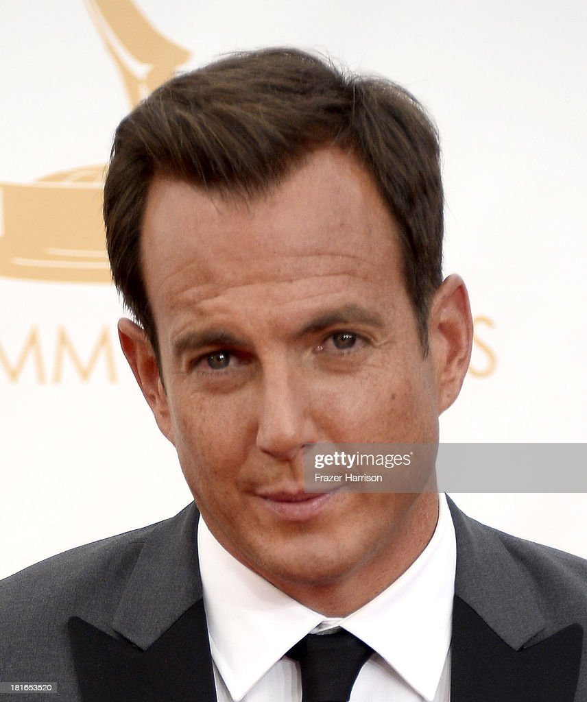 Actor <a gi-track='captionPersonalityLinkClicked' href=/galleries/search?phrase=Will+Arnett&family=editorial&specificpeople=209259 ng-click='$event.stopPropagation()'>Will Arnett</a> arrives at the 65th Annual Primetime Emmy Awards held at Nokia Theatre L.A. Live on September 22, 2013 in Los Angeles, California.