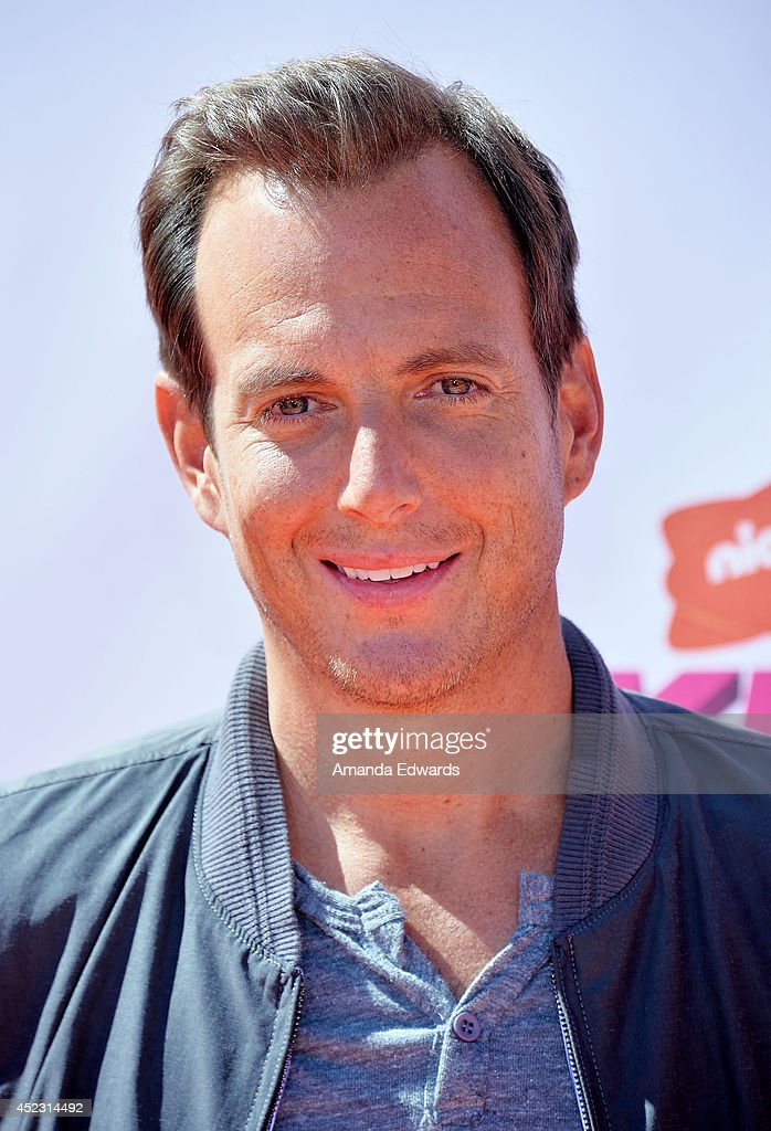 Actor <a gi-track='captionPersonalityLinkClicked' href=/galleries/search?phrase=Will+Arnett&family=editorial&specificpeople=209259 ng-click='$event.stopPropagation()'>Will Arnett</a> arrives at the Nickelodeon Kids' Choice Sports Awards 2014 on July 17, 2014 in Los Angeles, California.