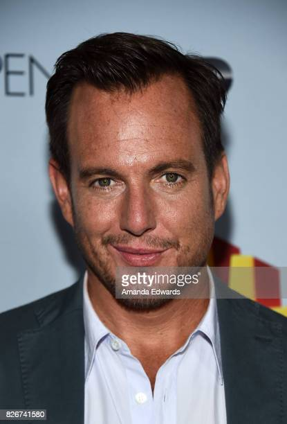 Actor Will Arnett arrives at the premiere of Open Road Films' 'The Nut Job 2 Nutty By Nature' at the Regal Cinemas LA Live on August 5 2017 in Los...